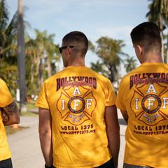 Firefighterswithteamshirts